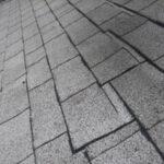 Shingle Roof Repair, wrong shingle offset