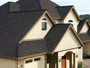 Roof Replacement in Kansas City, New Roof, Shingle roof replacement, New certainteed landmark shingles